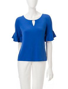 Calvin Klein Blue Shirts & Blouses