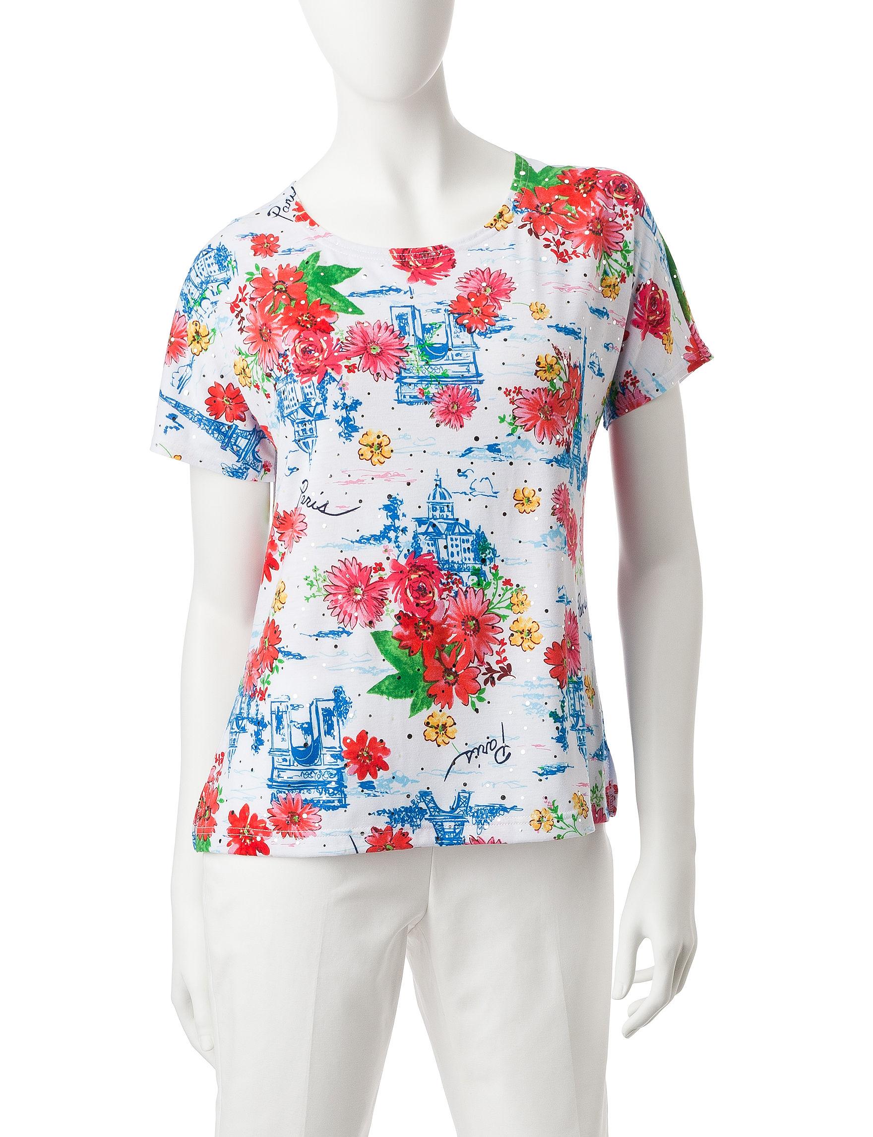 Cathy Daniels Paris Shirts & Blouses