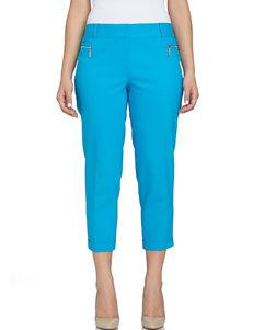 Chaus Blue Soft Pants