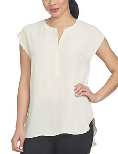 Chaus Beige Shirts & Blouses