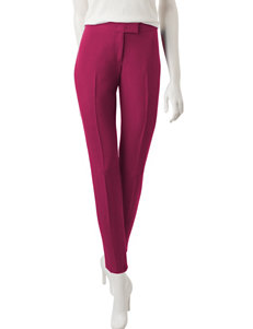 Anne Klein Purple Soft Pants