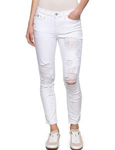 Calvin Klein Jeans White Skinny