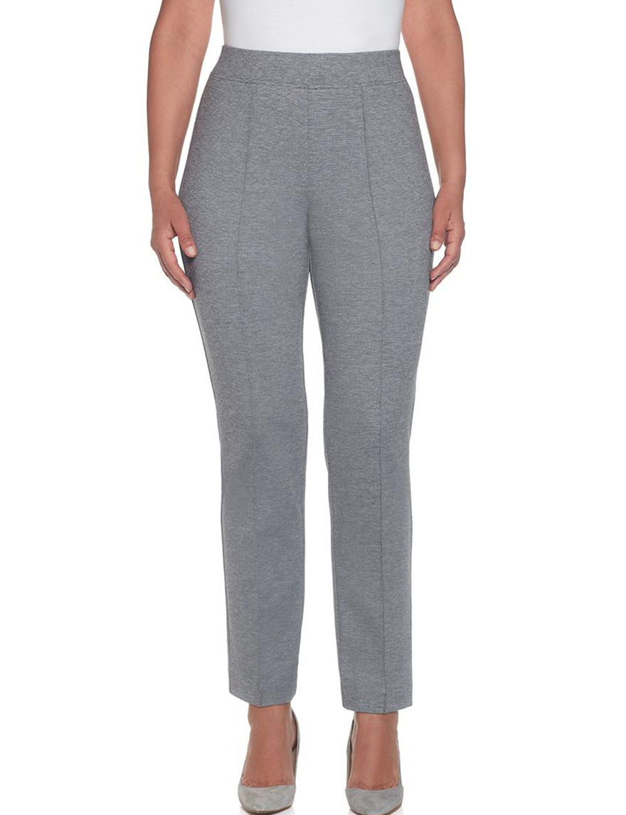 Alfred Dunner Pewter Everyday & Casual