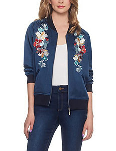 Skyes The Limit Blue Lightweight Jackets & Blazers