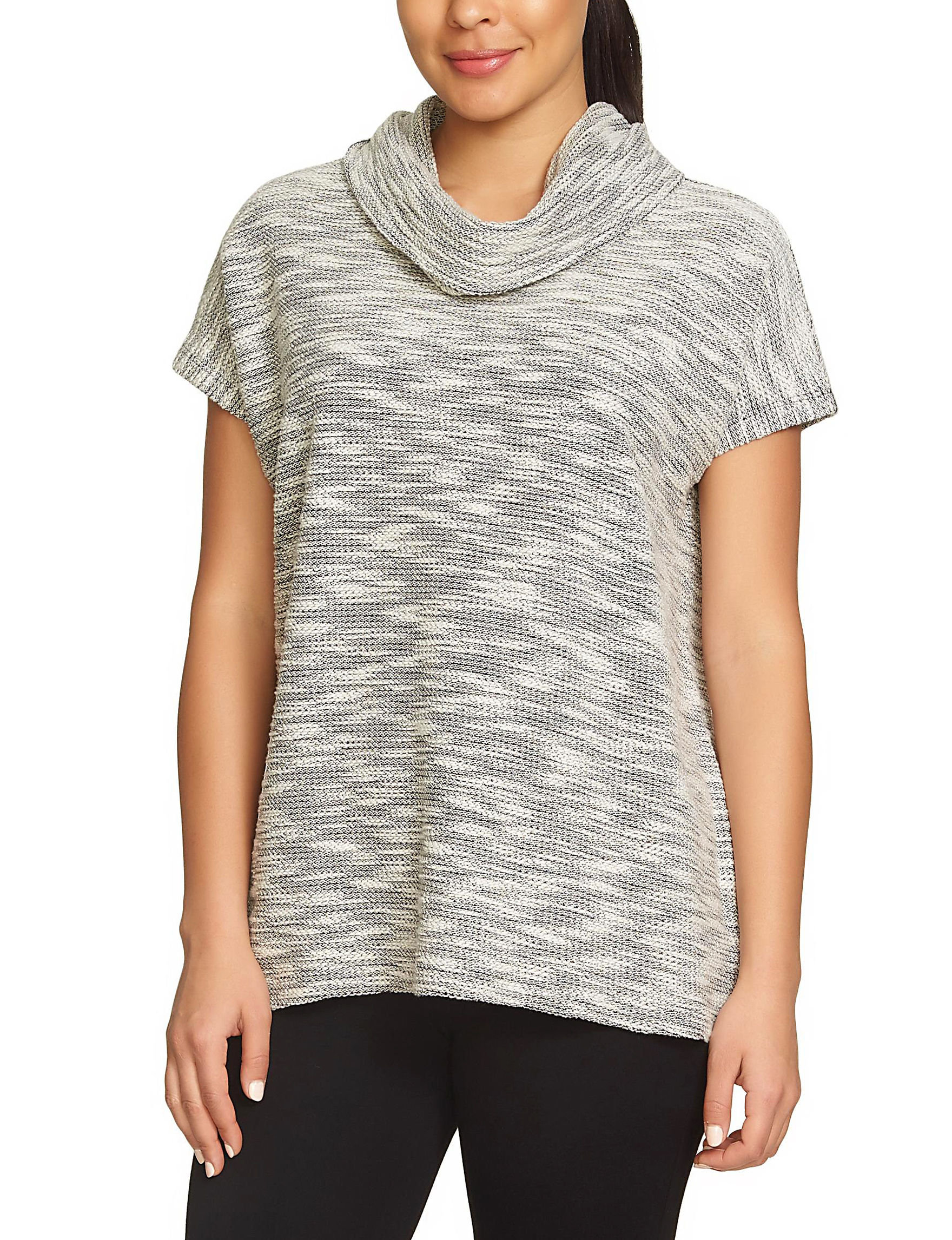 Chaus Grey Shirts & Blouses