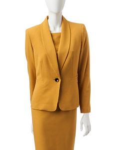Kasper Gold Lightweight Jackets & Blazers