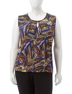 Kasper Multi Shirts & Blouses