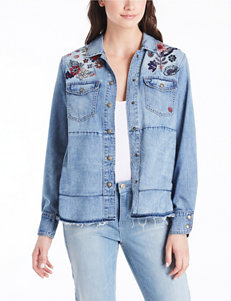 Vintage America Blues Blue Denim Jackets