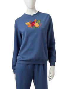 Rebecca Malone Blue Sweaters