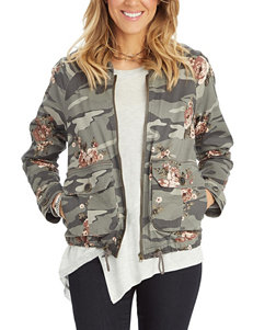 Democracy Camo Lightweight Jackets & Blazers