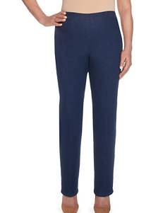 Alfred Dunner Navy Everyday & Casual