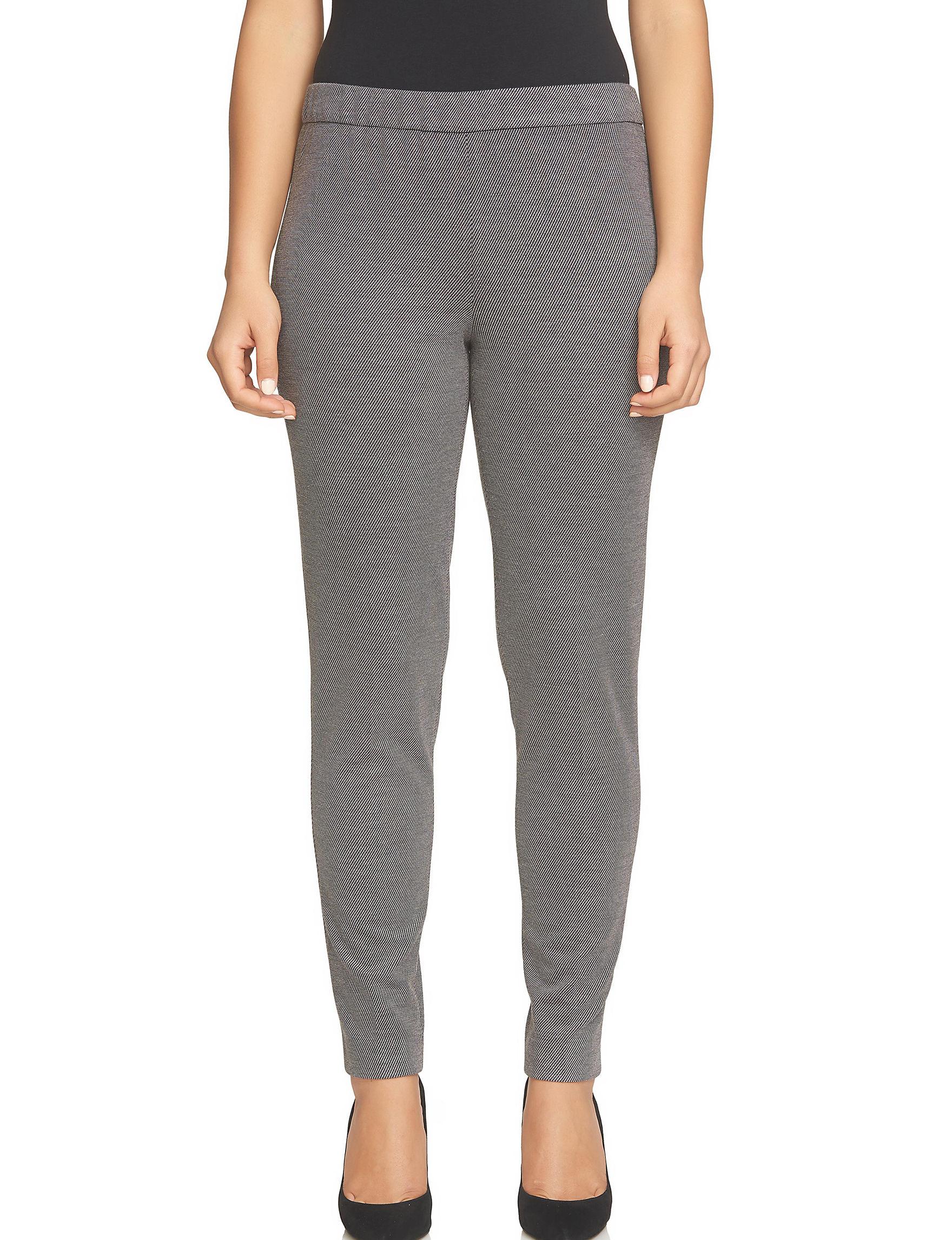 Chaus Grey Soft Pants