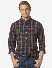 Chaps Nokoni Black Plaid Woven Shirt – Men's