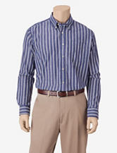 Sun River Triple Striped Woven Shirt – Men's