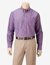 Sun River Classic Striped Woven Shirt – Men's