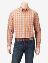Sun River Box Plaid Woven Shirt – Men's