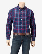 Sun River Windowpane Plaid Woven Shirt – Men's