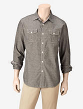 Company 81 Solid Color Chambray Woven Shirt – Young Men's