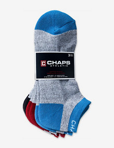 Chaps 3-pk. Athletic Low Socks