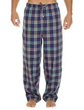 Izod Ginger Plaid Pajama Pants – Men's