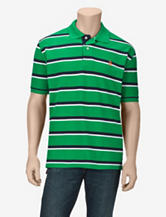 U.S. Polo Assn. Saratoga Green Bar Striped Polo Shirt – Men's