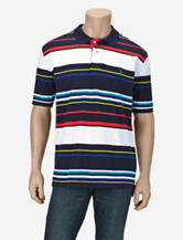 U.S. Polo Assn. Saratoga Navy Multi Striped Polo Shirt – Men's