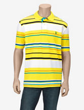 U.S. Polo Assn. Saratoga Yellow Multi Striped Polo Shirt – Men's