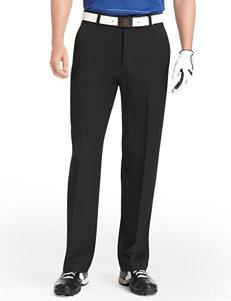 Izod Golf Flat Front Classic Pants – Men's
