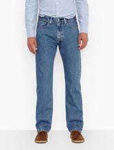 Levi's® 505™ Men's Big & Tall Regular Fit Medium Stonewash Jeans