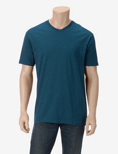 Rustic Blue Over Dye T-shirt