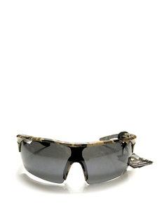 U.S. Army Men's Camo Print Semi-Rimless Sunglasses