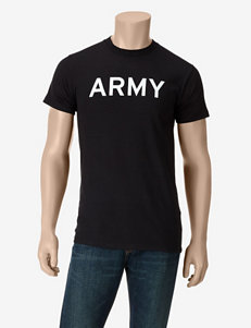 U.S. Army Black Training T-shirt