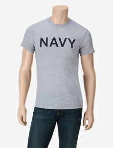 U.S. Navy Heather Gray Training T-shirt