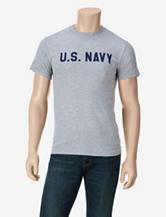 U.S. Navy Heather Gray T-shirt