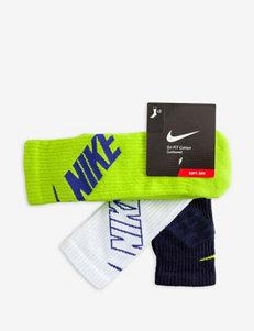 Nike® Dri-FIT 3-pk. Cushioned Cotton Socks