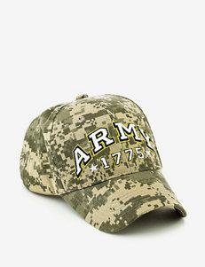 U.S. Army 1775 Black Logo Cap