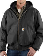 Carhartt® Men's Big & Tall Ripstop Solid Color Active Quilt Lined Jacket