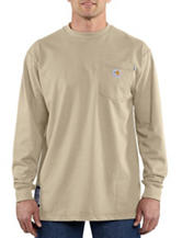 Carhartt® Men's Big & Tall Force Flame Resistant Long-Sleeve Shirt