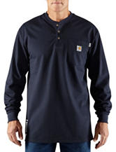 Carhartt® Force Flame Resistant Henley T-shirt