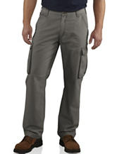 Carhartt® Relaxed Fit Rugged Solid Color Cargo Pant