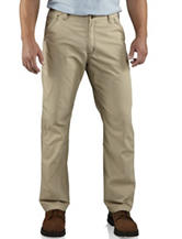 Carhartt® Men's Big & Tall Tacoma Ripstop Solid Color Pants