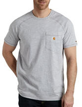 Carhartt® Men's Big & Tall Force Cotton Relaxed Fit Solid Color T-shirt