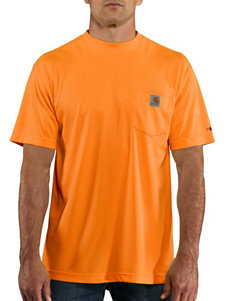 Carhartt Men's Big & Tall High Visibility Force Color Enhanced T-shirt