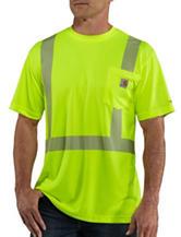 Carhartt® Force High Visibility Class 2 T-shirt