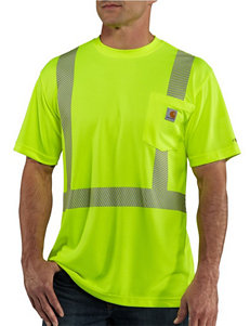 Carhartt® Men's Big & Tall Force High Visibility Class 2 T-shirt
