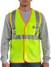 Carhartt® Men's Big & Tall High Visibility Class 2 Vest
