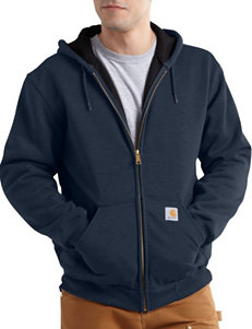 Carhartt® Solid Color Rain Defender Rutland Thermal Hoodie