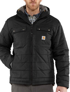 Carhartt® Men's Big & Tall Solid Color Brookville Quilted Nylon Jacket