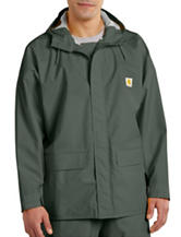 Carhartt® Mayne Solid Color Light Weight PVC Coat