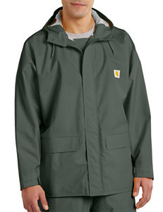 Carhartt® Men's Big & Tall Mayne Solid Color Light Weight PVC Coat